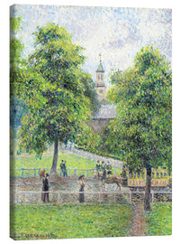 Lienzo  the ey exhibition impressionists in london exhibition the tate britain - Camille Pissarro
