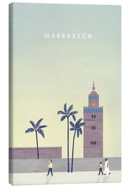 Katinka Reinke - Marrakech Illusrtration