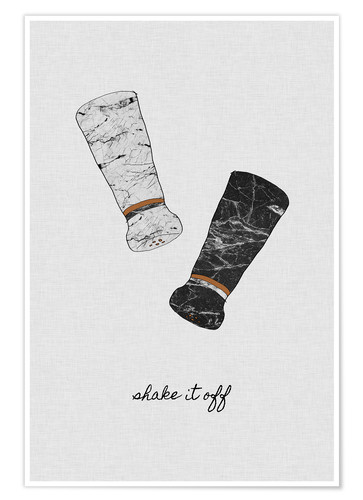 Póster Shake It Off