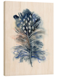 Verbrugge Watercolor - Feather blue