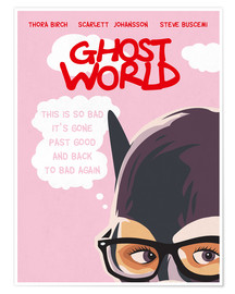 Póster Ghost World (inglés)