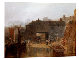 Cuadro de metacrilato  14224383819 498b2bec91 o - Joseph Mallord William Turner