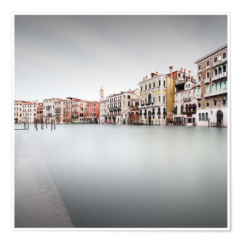 Póster grand canal