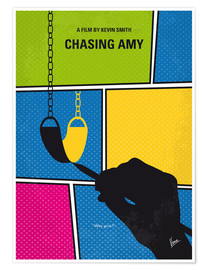 Póster Chasing Amy