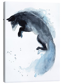 Lienzo  Watercolor Fox - Déborah Maradan