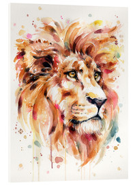 Metacrilato  All Things Majestic (Lion) - Sillier Than Sally