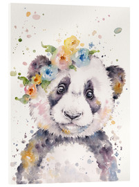 Metacrilato  Little Panda - Sillier Than Sally