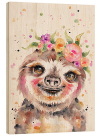 Madera  Little Sloth - Sillier Than Sally