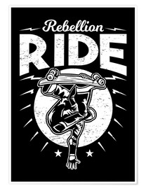 Póster Rebellion Ride
