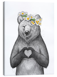 Nikita Korenkov - Girl bear with heart