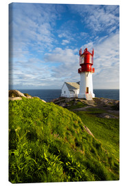 Lienzo  Lindesnes Lighthouse - Dave Derbis
