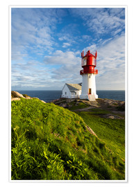 Póster Lindesnes Lighthouse