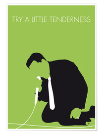 Póster Otis Redding - Try A Little Tenderness