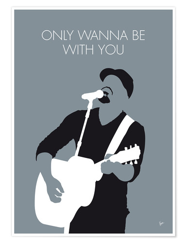 Póster Hootie & the Blowfish - Only Wanna Be With You