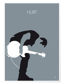 Póster Nine Inch Nails - Hurt
