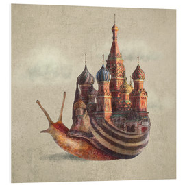 Forex  The Snail's Daydream Poster Lounge - Eric Fan
