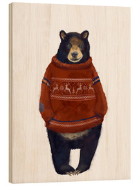 Madera  Mr. Bär in Norwegian sweater - Kidz Collection