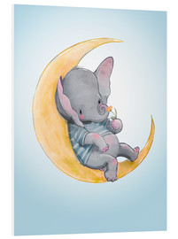 Forex  Elephant in the moon - Kidz Collection