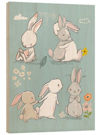 Kidz Collection - Bunny friendship