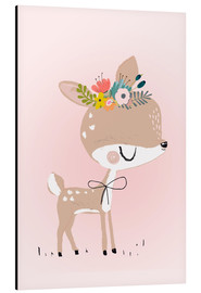 Aluminio-Dibond  Deer Rosalie - Kidz Collection