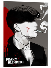 2ToastDesign - Peaky blinders tommy shelby art print