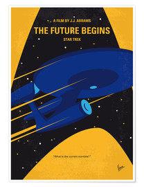 Póster The Future Begins