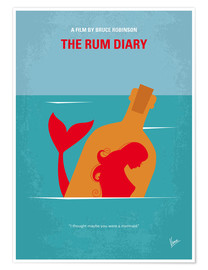 Póster The Rum Diary