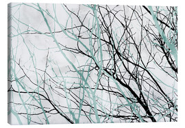 Lienzo  Pastel Branches 2 - Mareike Böhmer Photography