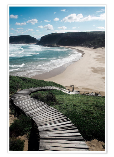 Póster Robberg Nature Reserve, South Africa