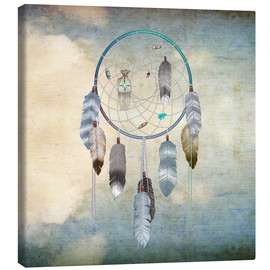 Lienzo  dream catcher - Brenda Erickson
