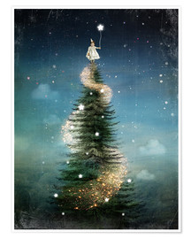 Póster  Royal sapin - Catrin Welz-Stein