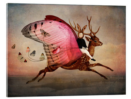 Metacrilato  Enjoy the ride - Cathrin Welz-Stein
