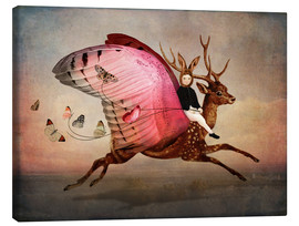 Lienzo  Enjoy the ride - Cathrin Welz-Stein