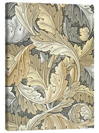Lienzo  Acanto - William Morris