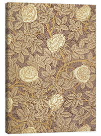 Lienzo  Rosas - William Morris