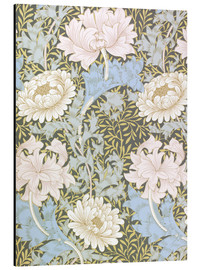 Cuadro de aluminio  Crisantemo - William Morris