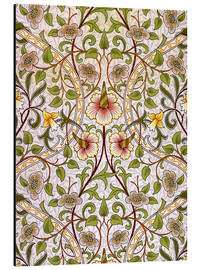 Cuadro de aluminio  Narciso - William Morris