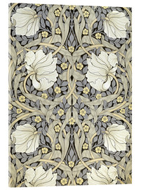 Cuadro de metacrilato  Pimpinela - William Morris