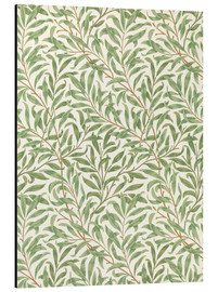 Cuadro de aluminio  Sauce - William Morris