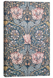 Lienzo  Madreselva - William Morris