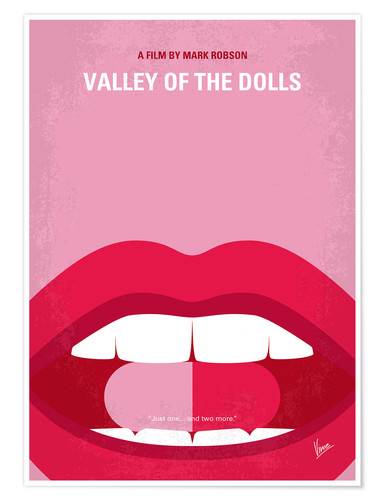 Póster Valley Of The Dolls