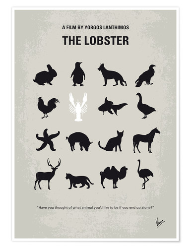 Póster The Lobster