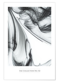 Póster INK COLLECTION No.02