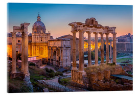 Metacrilato  The Roman Forum - age fotostock