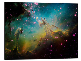 Aluminio-Dibond  the Eagle Nebula - Ken Crawford