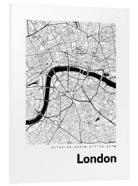Forex  Mapa de la ciudad de Londres - 44spaces