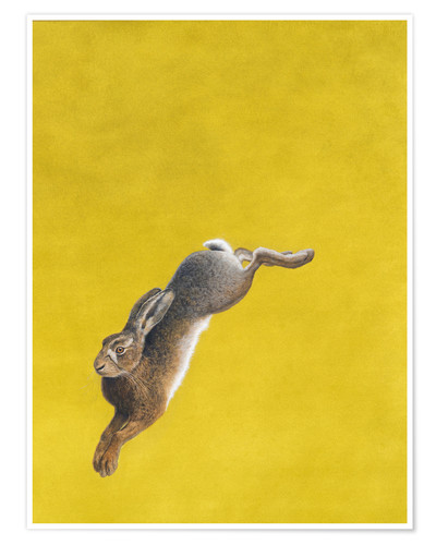 Póster The Leap-Yellow