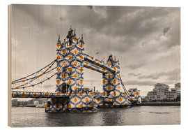 Tower Bridge Color Pop