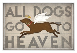 Póster All Dogs Go to Heaven II