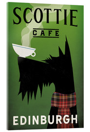Cuadro de metacrilato  Scottie Cafe - Ryan Fowler